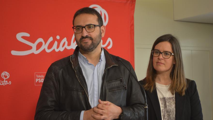 Sergio Gutiérrez y Esther Padilla