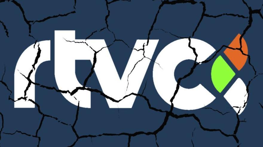 Logotipo de Radio Televisión Canaria. (CA)