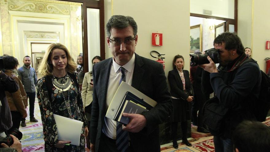 C's sigue apostando por que el presidente del Congreso no sea del partido del Gobierno pero evita señalar al PSOE