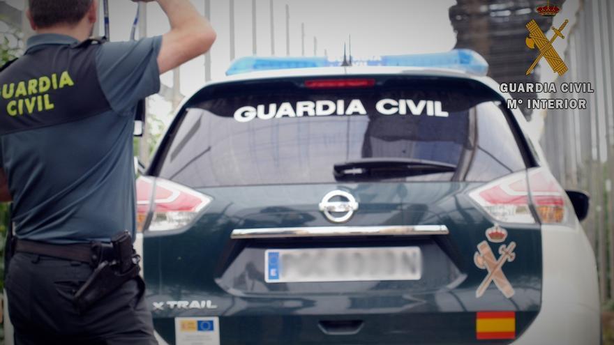 La Guardia Civil desarticula un grupo que supuestamente robó un millón de euros en naves industriales