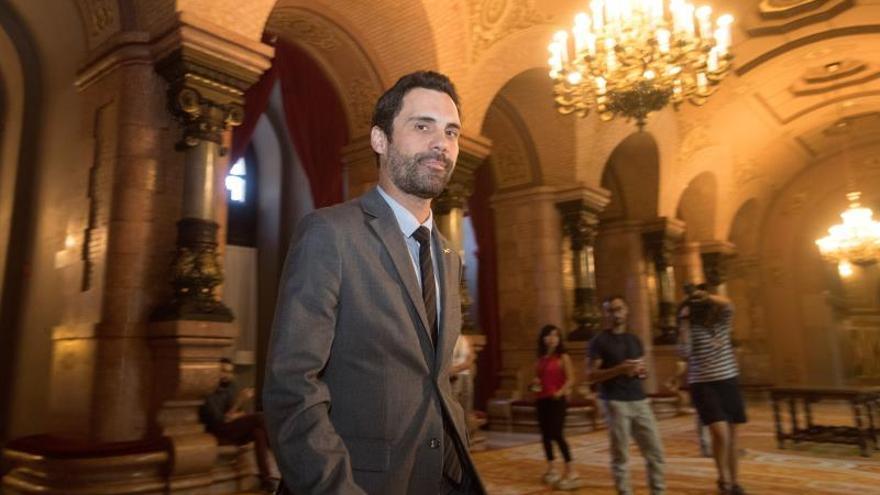Torrent desvincula el ascenso de Vox de la situación en Cataluña