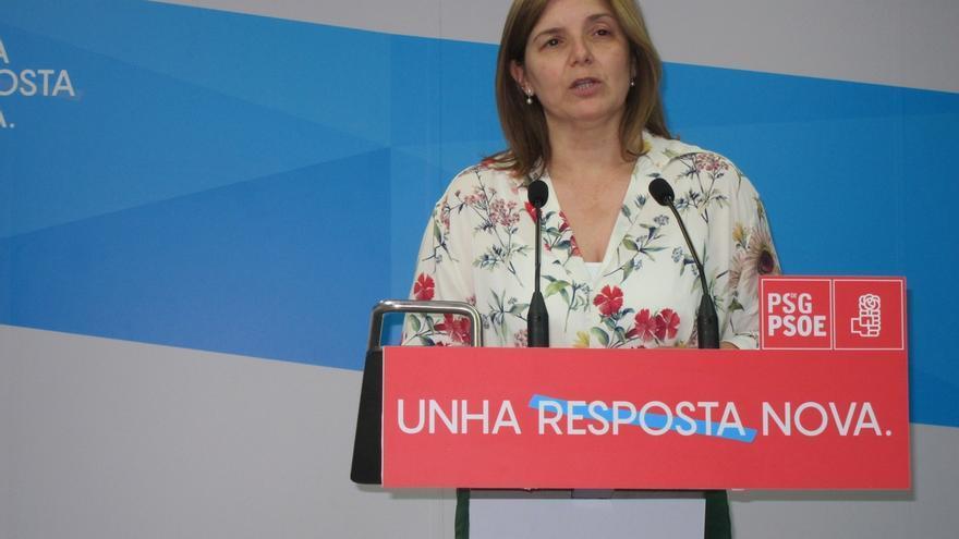 """Pilar Cancela no dimite y exige el mismo """"respeto"""" y """"lealtad"""" para la gestora del PSdeG que para la federal"""