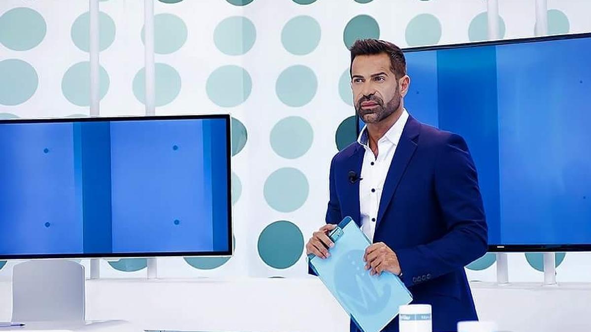 Manuel Artiles, director de Mírame Televisión
