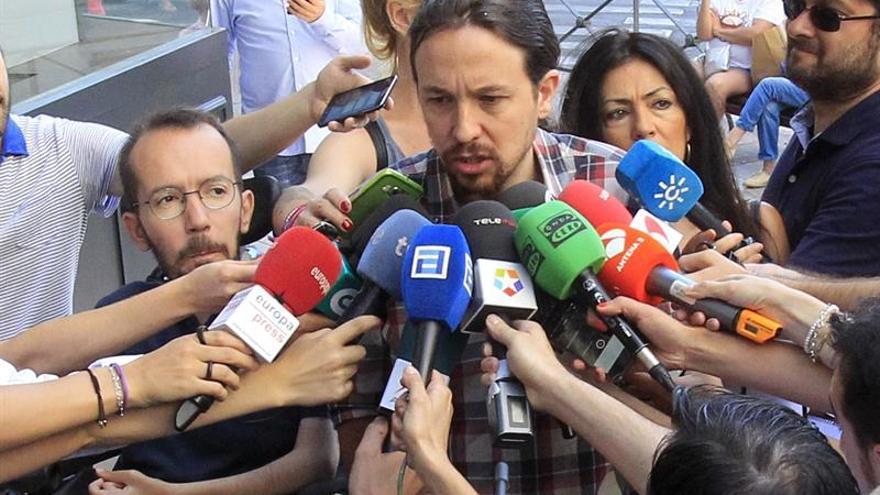 """Iglesias afirma que Podemos está """"todavía más cohesionado"""" tras el 26J"""