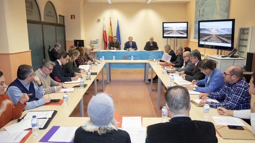 Cantabria continuará con el seguimiento de las mejoras ferroviarias pedidas al Ministerio