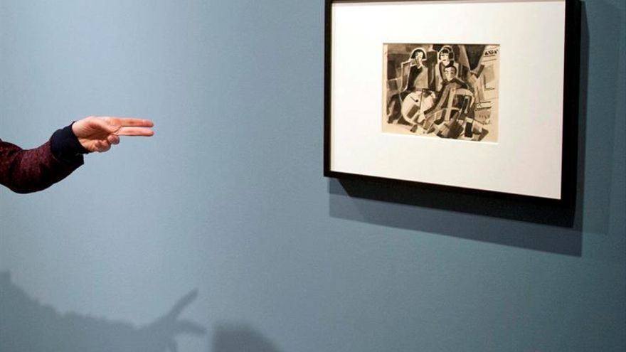 El Teatro-Museo Dalí expone obras de la época de estudiante de Dalí en Madrid