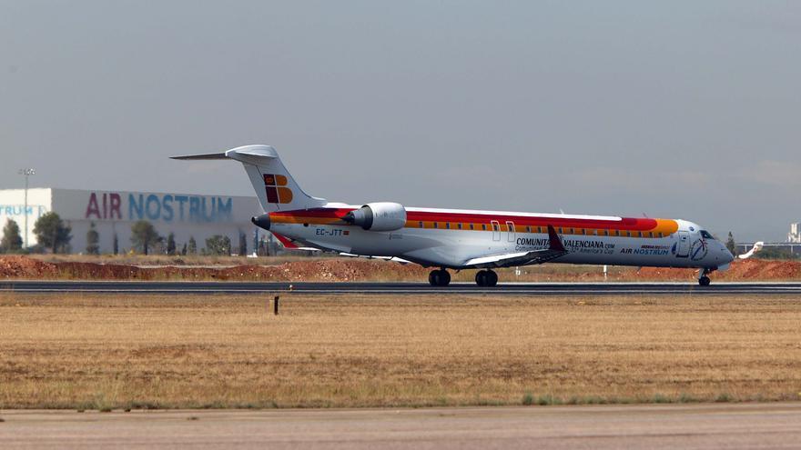 CRJ 900 Air Nostrum