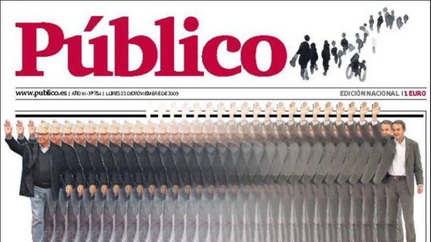 De las portadas del día (23/11/09) #11