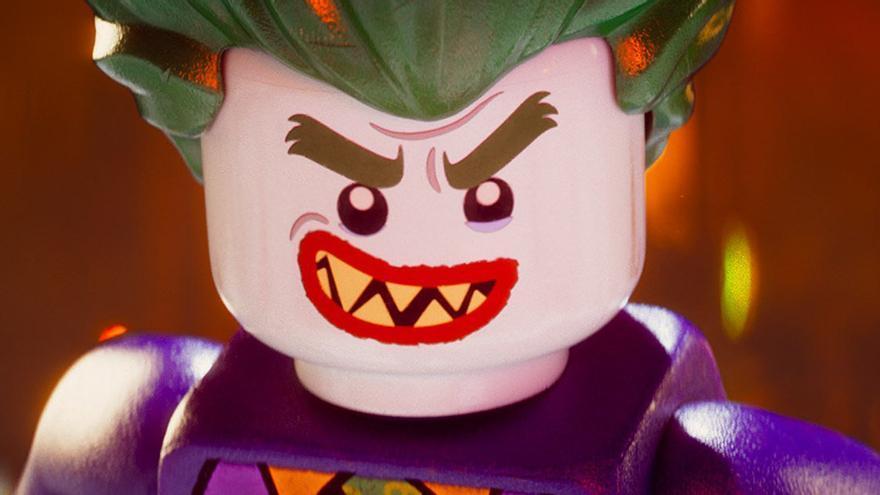 "Imagen de ""Lego Batman: la película"""
