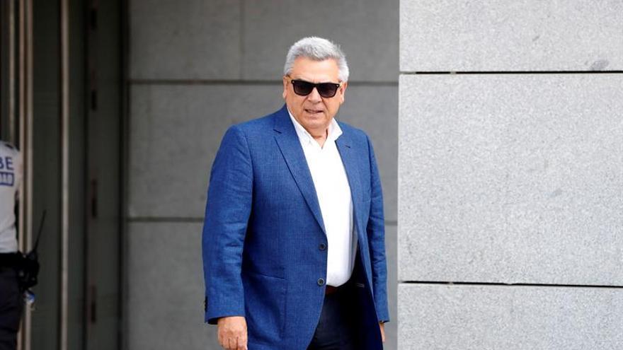 El ex jefe de seguridad del BBVA y ex comisario general de Policía Judicial, Julio Corrochano.
