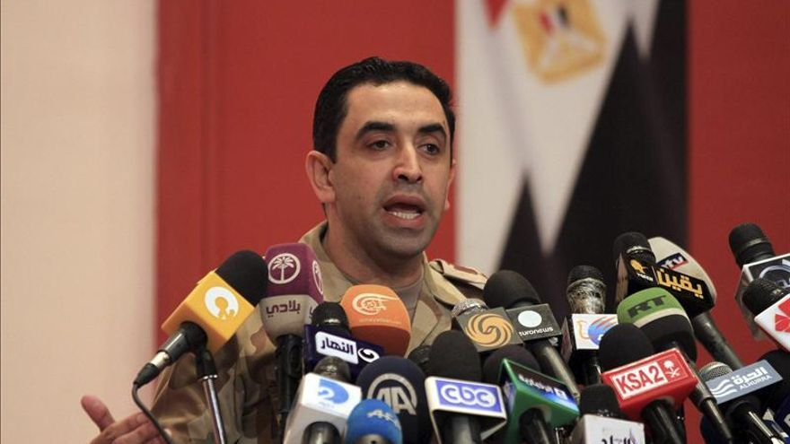 El Ejército captura a 36 yihadistas en el Sinaí, entre ellos un dirigente