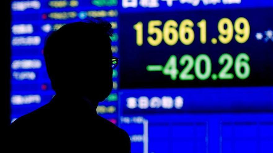 El Nikkei baja un 0,47 por ciento hasta los 17.595,11 puntos