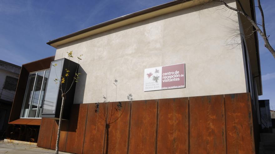 Centro del Geoparque Villuerca-Ibores-Jara, en Cañamero / www.dip-caceres.es