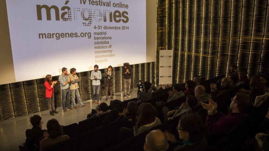 Imagen de la pasada edición del Festival Márgenes en la Cineteca de Matadero de Madrid. / Márgenes
