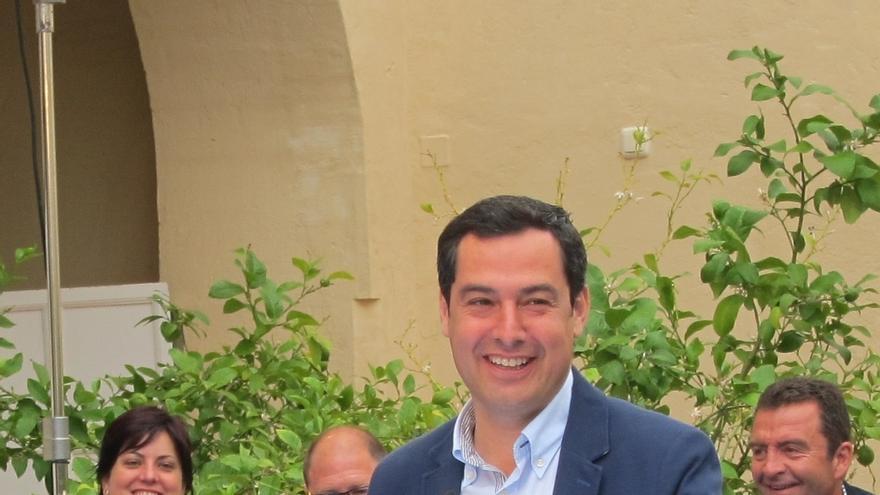 """Moreno (PP-A) insta a Díaz a """"dejarse de juegos"""" y exigir a Chaves y Griñán su dimisión """"de hoy para mañana"""""""