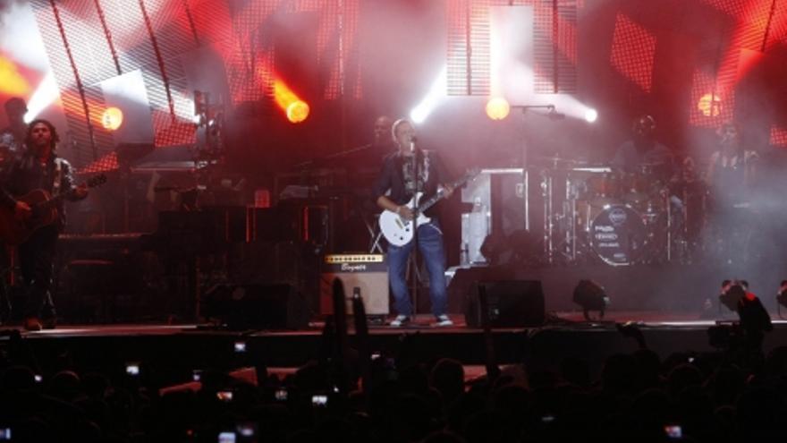 Del concierto en la capital grancanaria #4