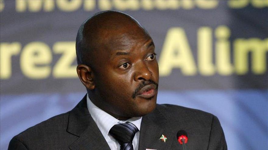 La radiotelevisión nacional de Burundi cesa su emisión tras enfrentamientos