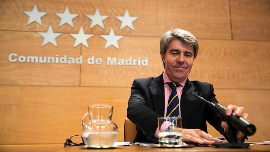"""Garrido: Cifuentes tiene el apoyo de """"todo"""" el PP e irá a la cita en Sevilla"""