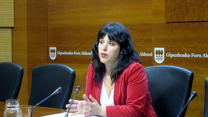Diputación de Guipúzcoa analiza la sentencia del Tribunal Supremo para decidir qué hacer con la bandera española