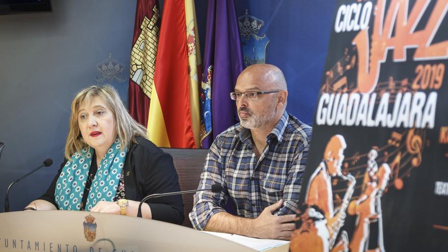 Presentación del Ciclo de Jazz FOTO: Ayuntamiento de Guadalajara