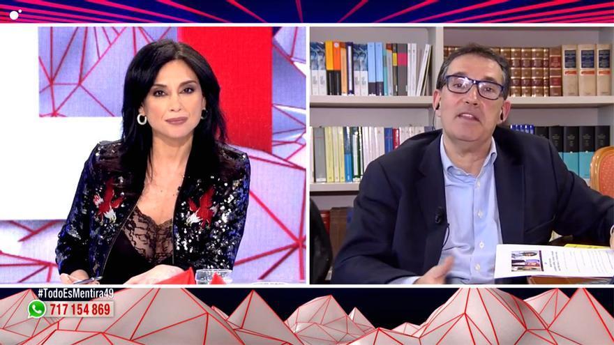 Puigdemont y Beatriz Talegón inician acciones legales contra Cristina Seguí por sus palabras en 'Todo es mentira'