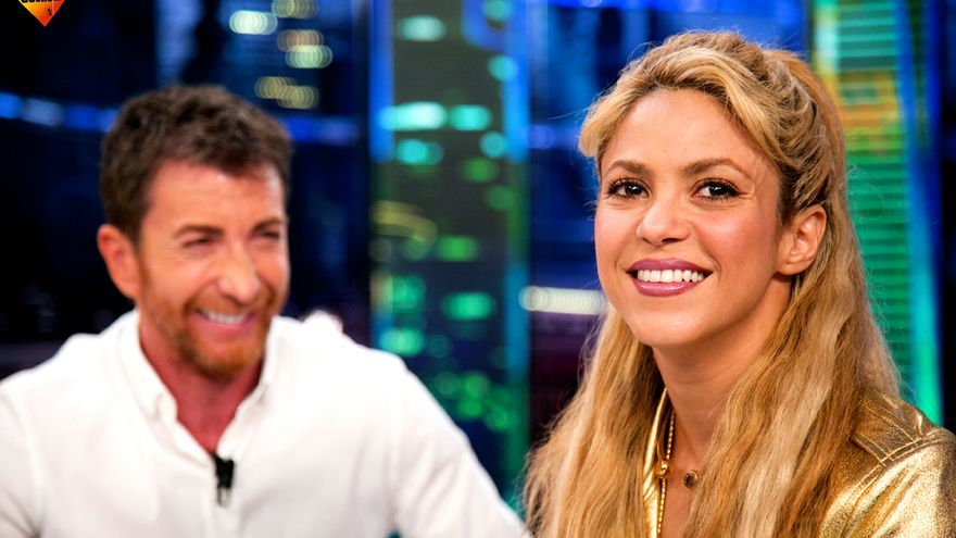 Shakira regala a 'El Hormiguero' su segundo mejor dato de la temporada