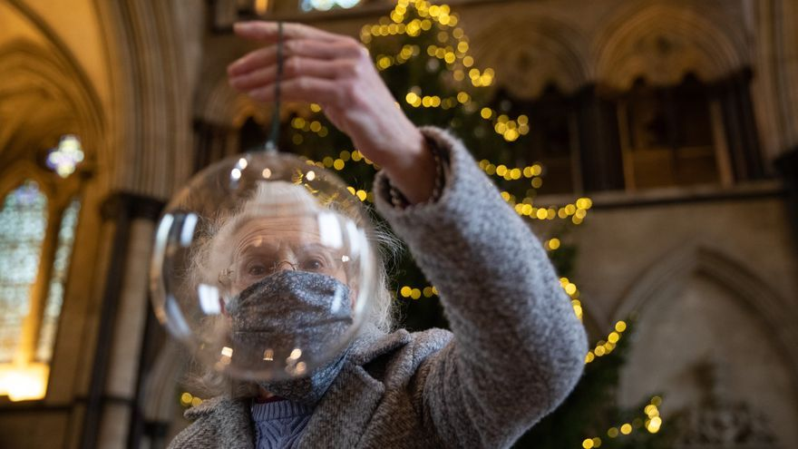 Lo mejor que podemos hacer esta Navidad es ser precavidos