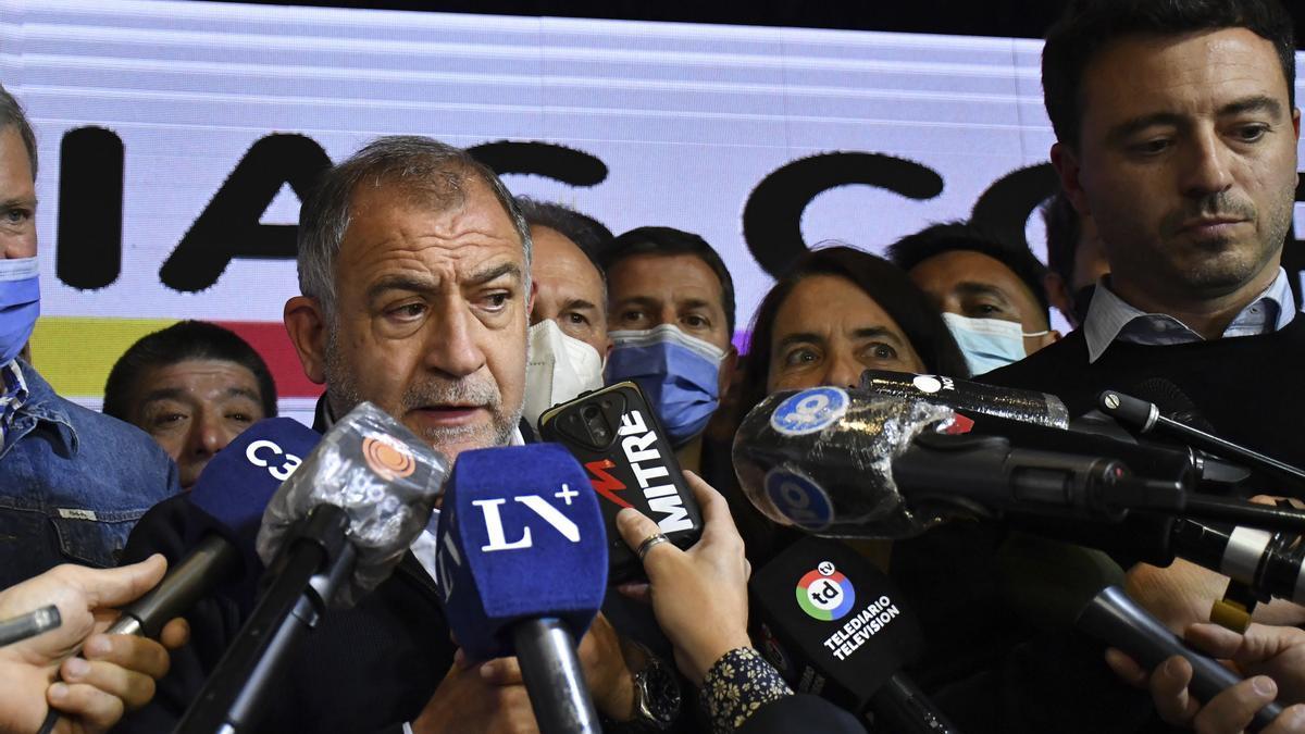 Luis Juez, el ganador de las PASO en Córdoba.