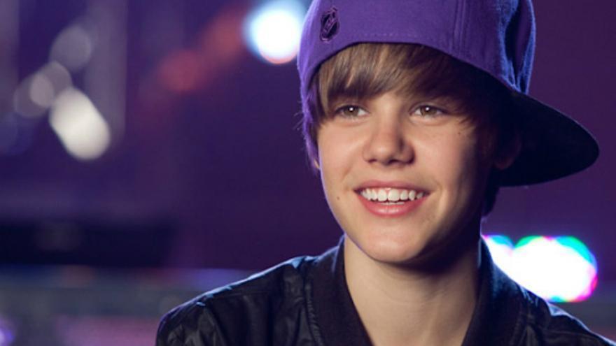 El cantante canadiense Justin Bieber (Foto: kindofadraag   Flickr)