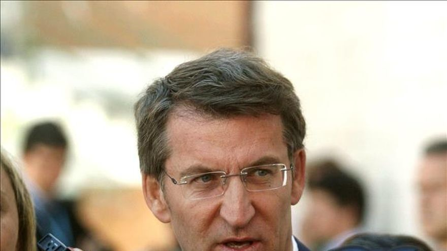 Alberto Núñez Feijóo /EFE