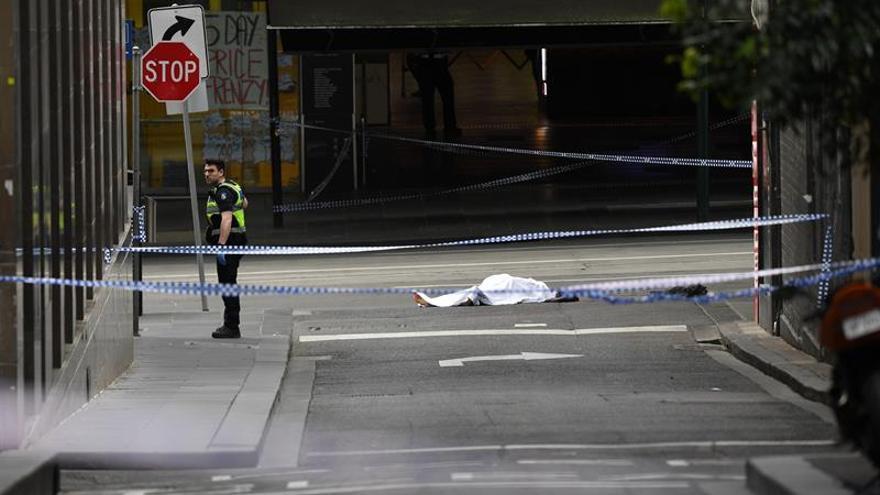 Un muerto y dos heridos tras ser apuñalados en Melbourne