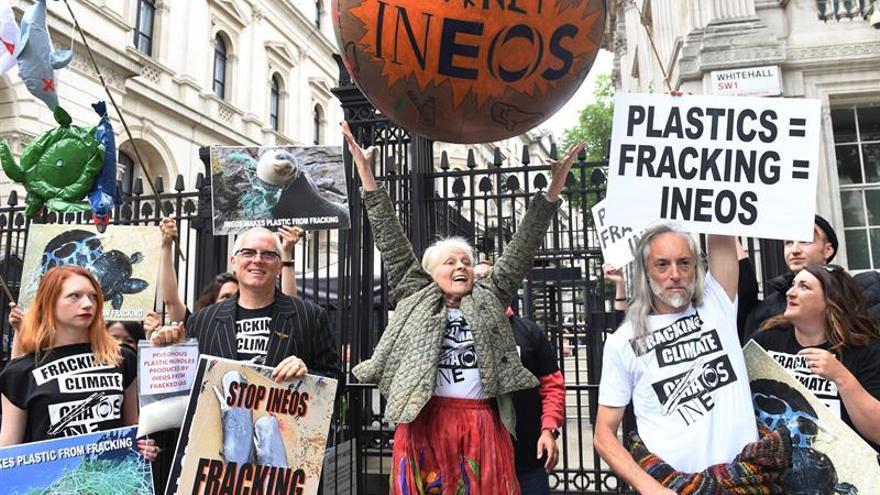 """Londres abandona el """"fracking"""" por la imposibilidad de predecir los seísmos"""