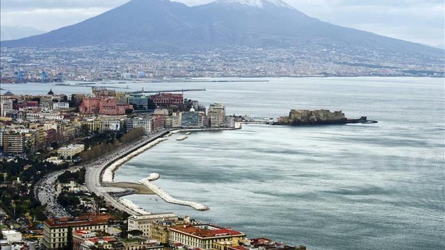 """En Nápoles existe un """"ejército del mal"""" de 2.000 jóvenes, según las autoridades"""