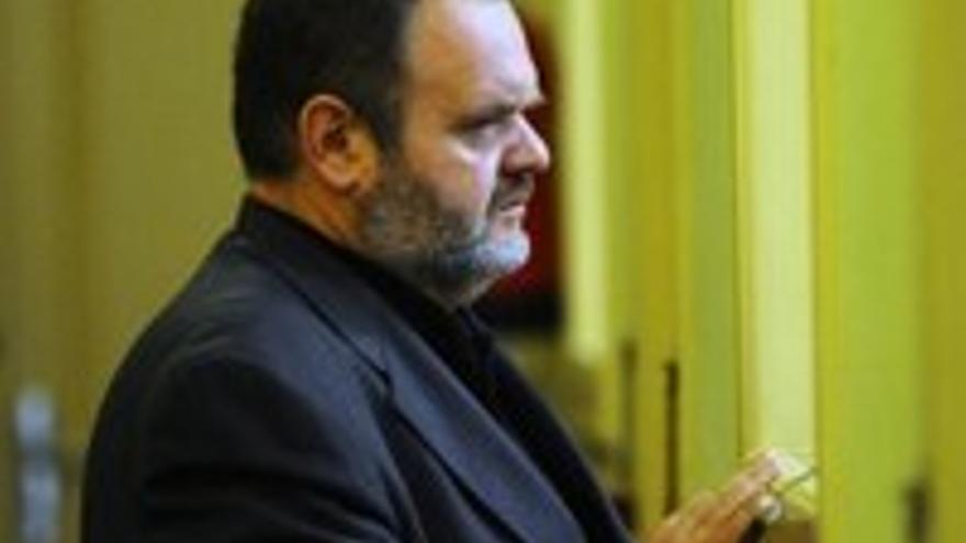Fernando Bañolas, consejero de Sanidad.
