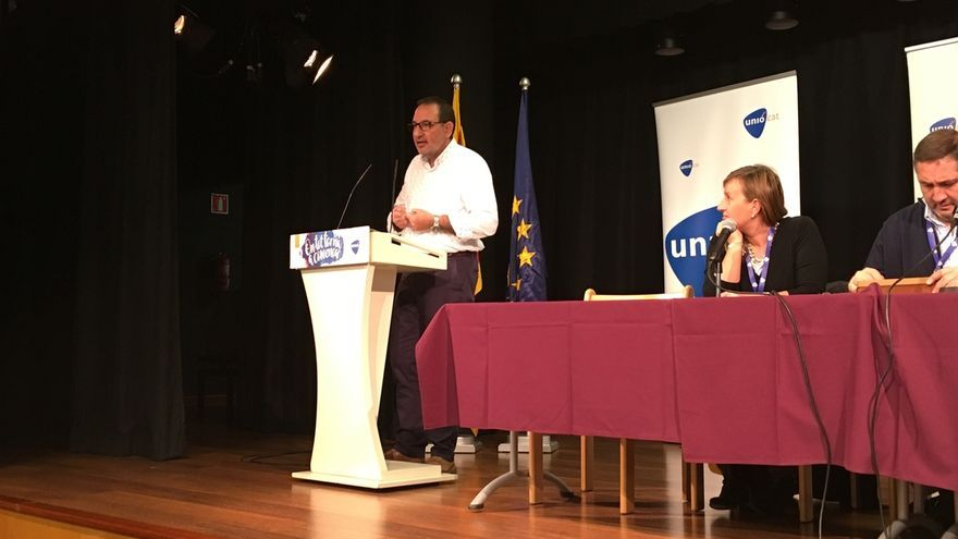 """Unió apuesta por crear """"un nuevo instrumento"""" para defender sus posiciones ideológicas"""