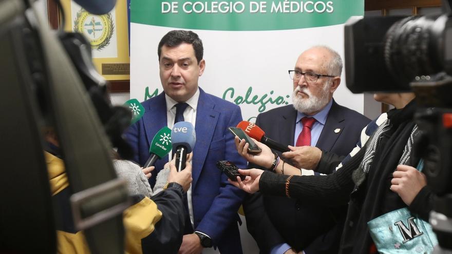 """Moreno advierte a los críticos de Jaén de que cometerán """"un gravísimo error"""" si se van del partido"""