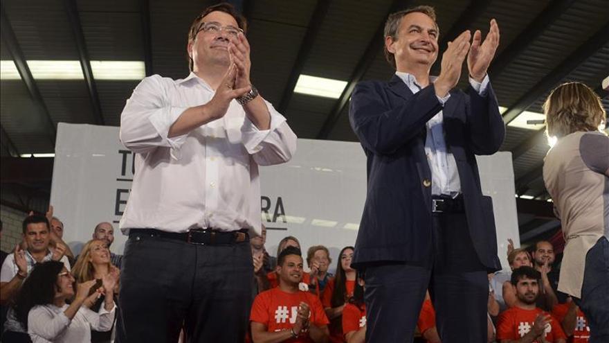 Zapatero dice que lo más importante de esta campaña es que no hay amenazas ni bombas