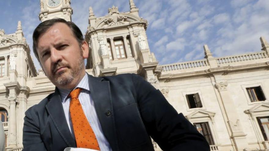 Ignacio Arsuaga, presidente de HazteOir, en una foto de archivo / EFE.
