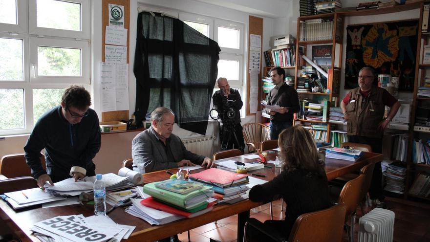 La grabación del cortometraje se realizó íntegramente en Santander. | MARTA LÓPEZ MAZORRA