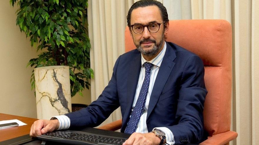Enrique Sanz Fernández-Lomana, elegido presidente de la Mutualidad de la Abogacía