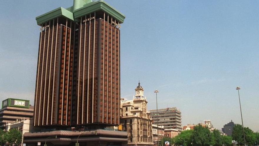 Las torres de Colón perderán su icónico enchufe con un nuevo aspecto en 2022