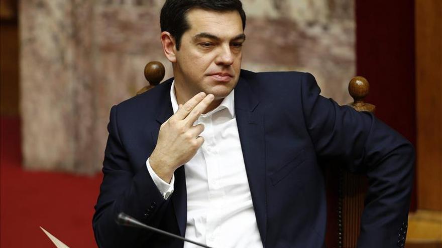 Tsipras presenta hoy en el Parlamento su programa de Gobierno