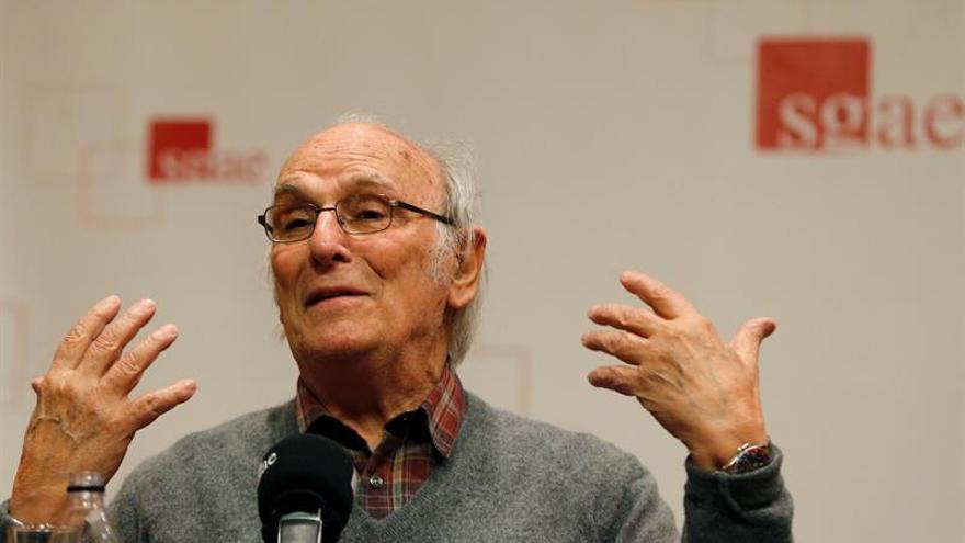 Carlos Saura, premio de honor del Festival Internacional de Cine y Arquitectura