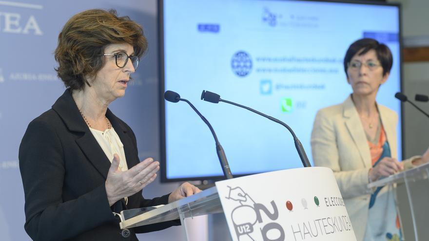 """Euskadi recuerda a los contagiados que saltarse el confinamiento para ir a votar es un """"delito"""""""