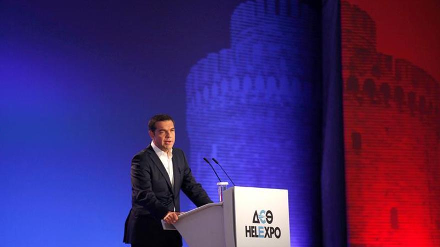 Tsipras asegura que Grecia recupera confianza y abre un futuro sin tutelas