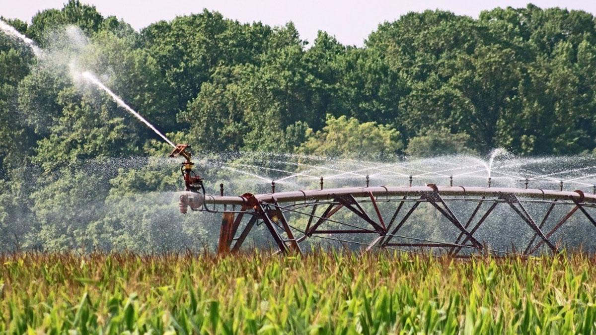La envolvente tiene un grado de protección frente a polvo y lluvia que puede aplicarse, por ejemplo, a los sistemas de riego.
