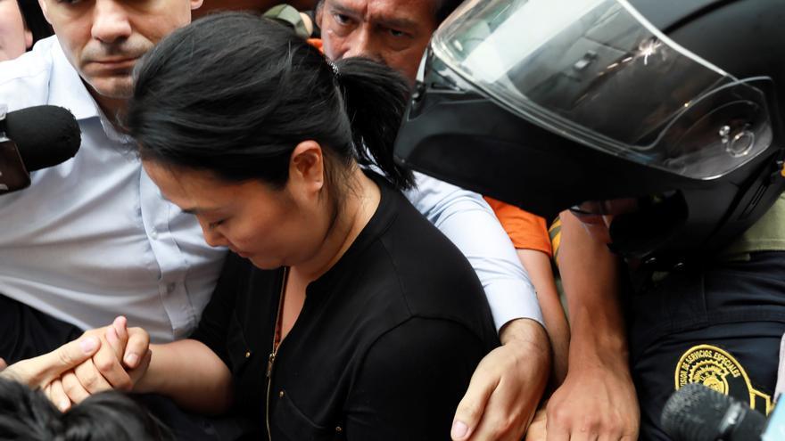 Fiscalía peruana abre una nueva investigación contra el esposo de Keiko Fujimori