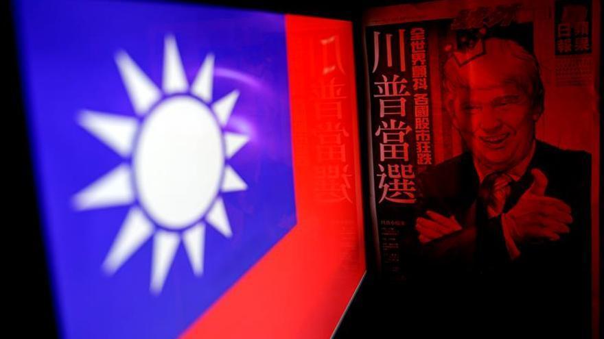 """Taiwán más preocupada por su democracia que por ser una """"carta"""" de Trump"""