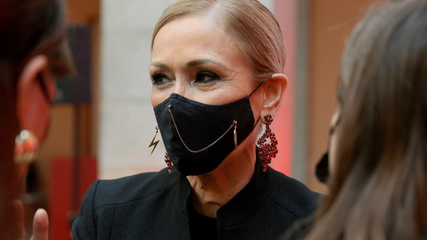 El Tribunal Superior de Madrid confirma la absolución de Cristina Cifuentes en el caso Máster
