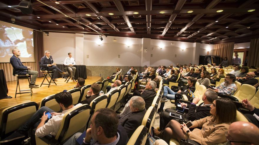 El Aula Magna de la UNED de Barbastro será de nuevo escenario del Congreso Ebook.